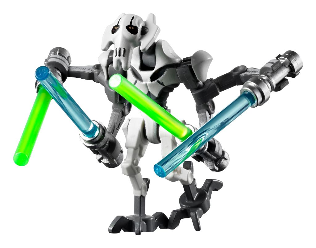LEGO Star Wars 75286 General Grievouss Starfighter 24