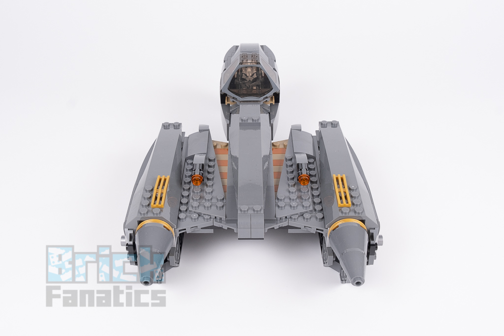 LEGO Star Wars 75286 General Grievouss Starfighter 3 1