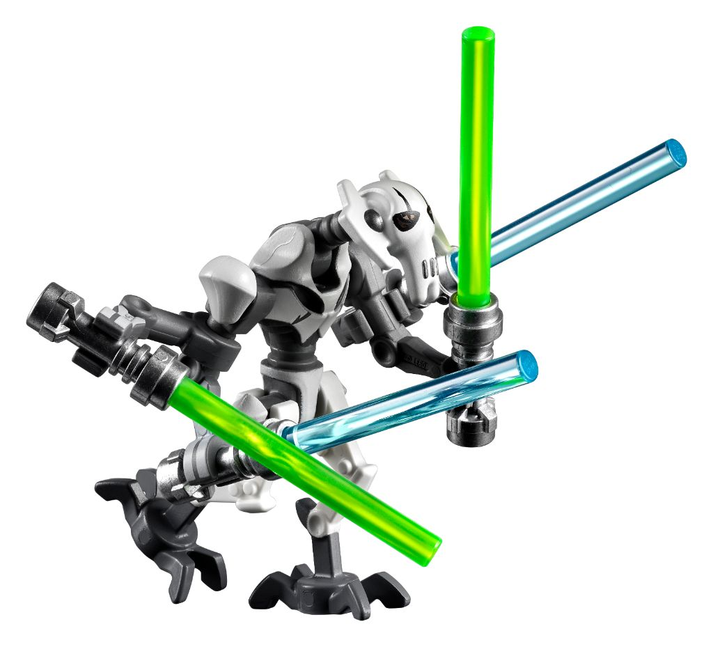 LEGO Star Wars 75286 General Grievouss Starfighter 5