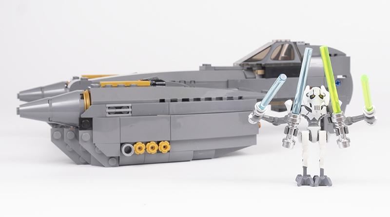 LEGO Star Wars 75286 General Grievouss Starfighter Featured 1