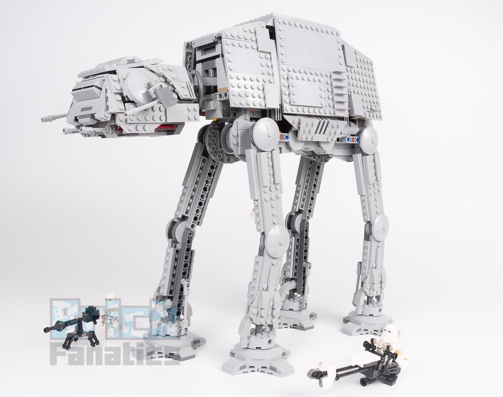 LEGO Star Wars 75288 AT AT 1 1