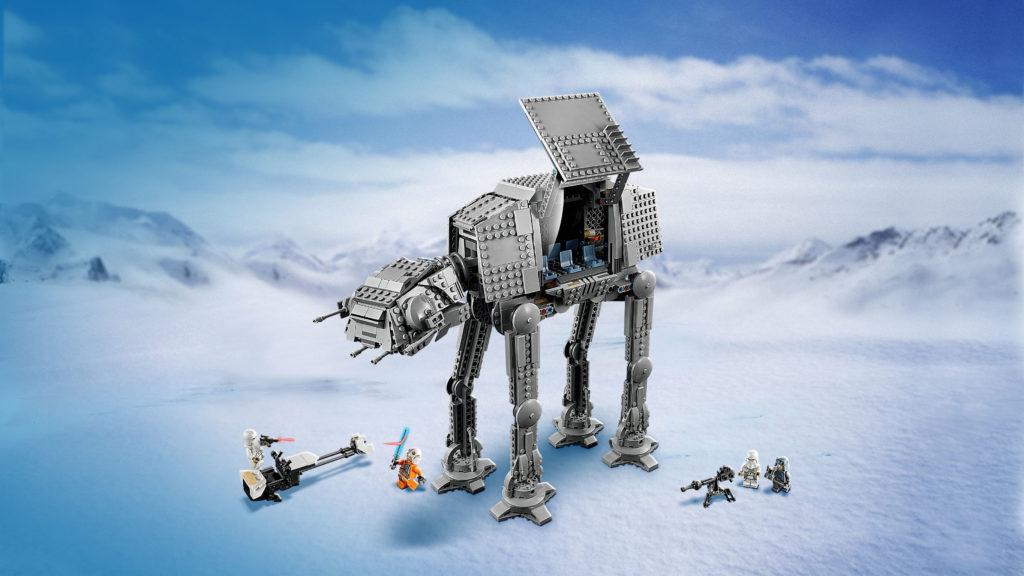 LEGO Star Wars 75288 AT AT 2