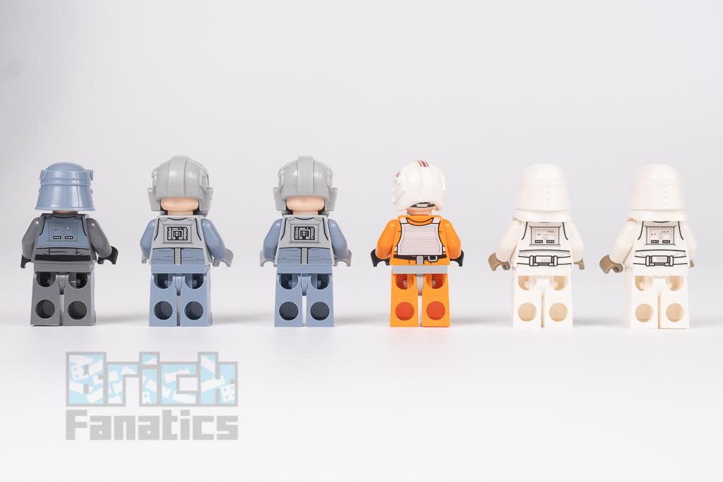 LEGO Star Wars 75288 AT AT 25