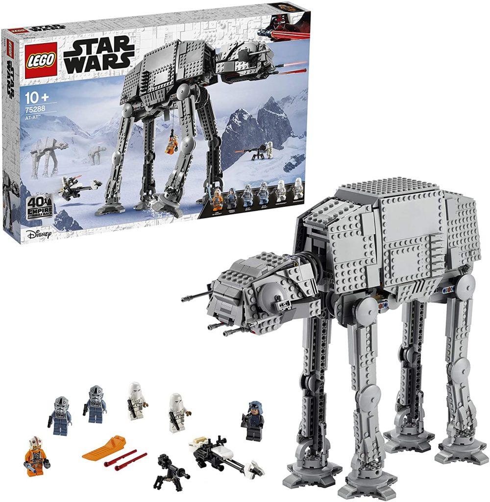 LEGO Star Wars 75288 AT AT Walker 1