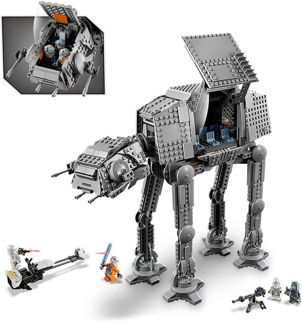 LEGO Star Wars 75288 AT AT Walker 2