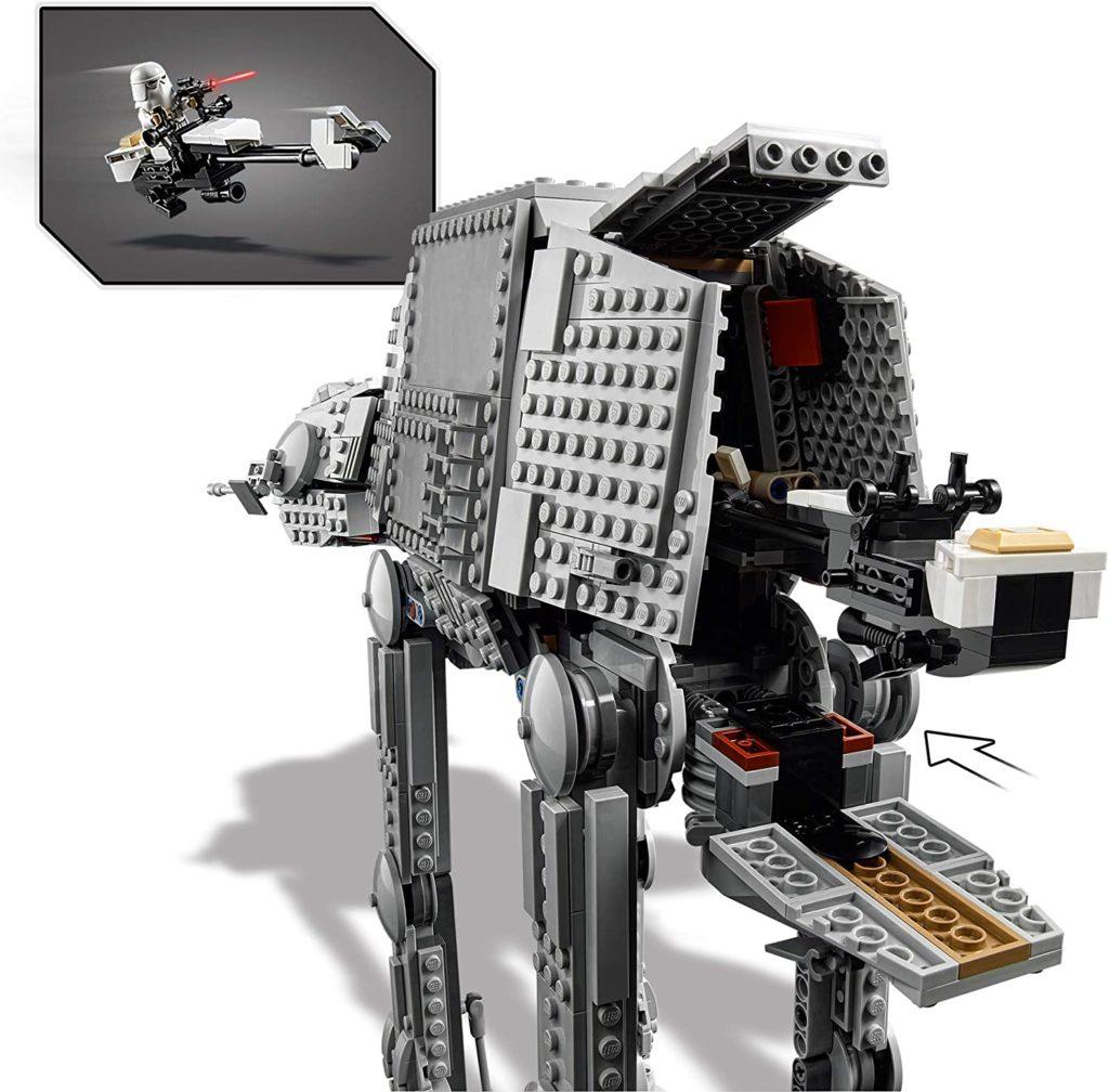 LEGO Star Wars 75288 AT AT Walker 4