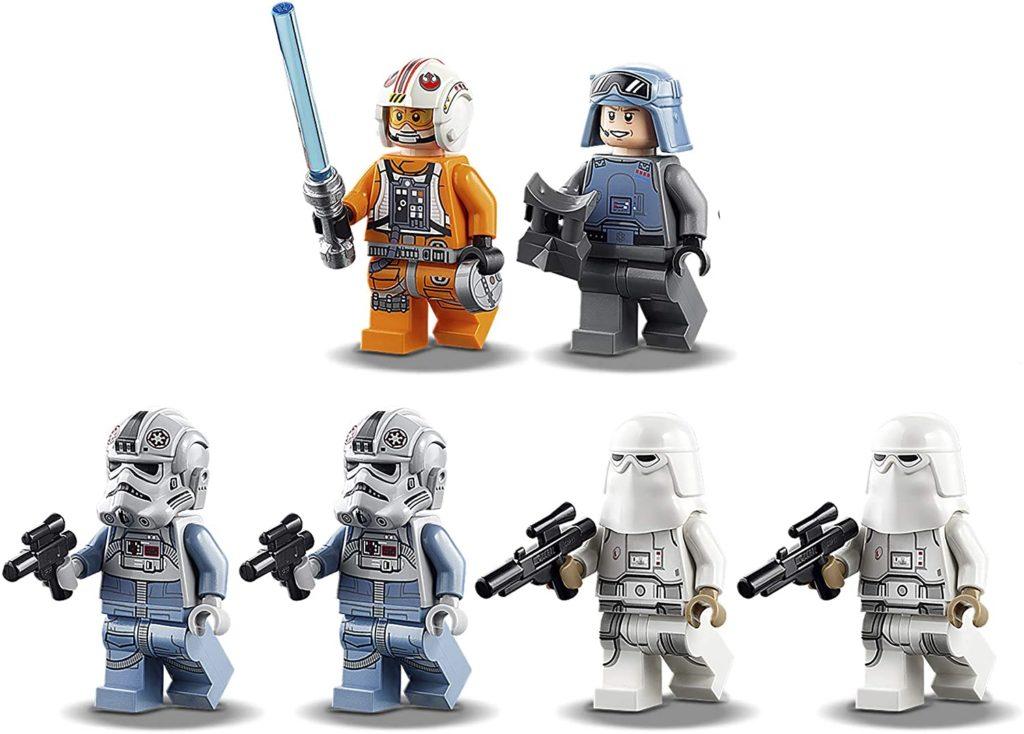 LEGO Star Wars 75288 AT AT Walker 6