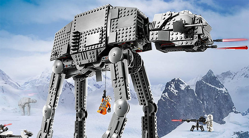 LEGO Star Wars 75288 AT AT Walker Featured 800x445