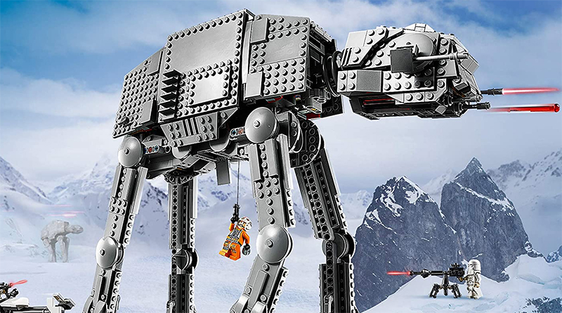 LEGO Star Wars 75288 AT AT Walker Featured