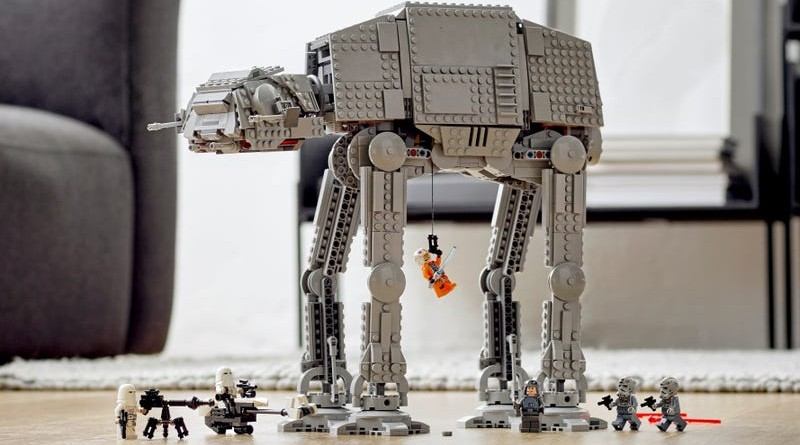 LEGO Star Wars 75288 AT AT Featured 1