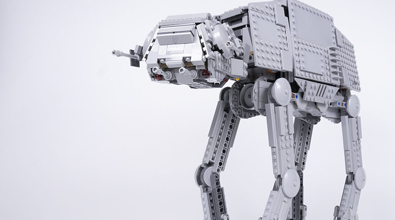 LEGO Star Wars 75288 AT AT Featured 2 800x445