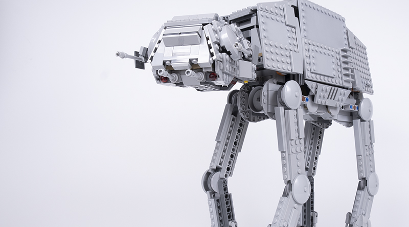 LEGO Star Wars 75288 AT AT Featured 2