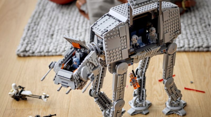 LEGO Star Wars 75288 AT AT featured resized