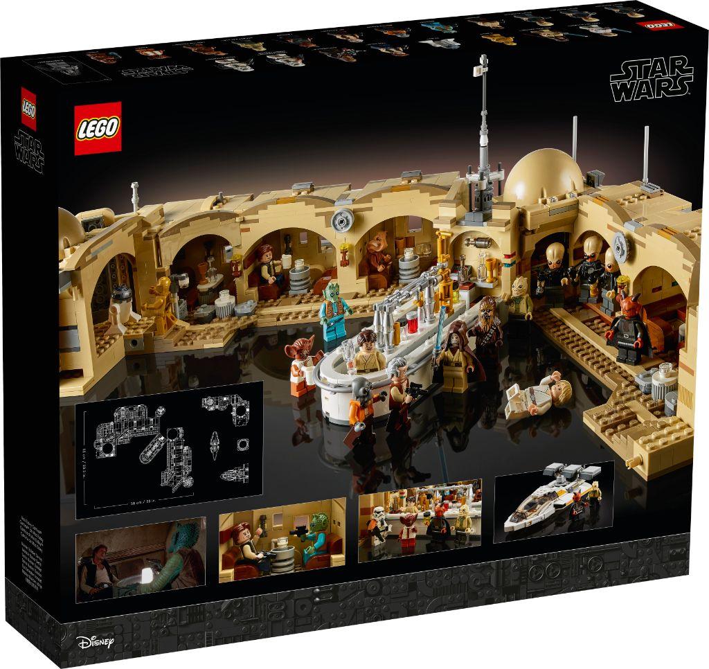 LEGO Star Wars 75290 Mos Eisley Cantina 10