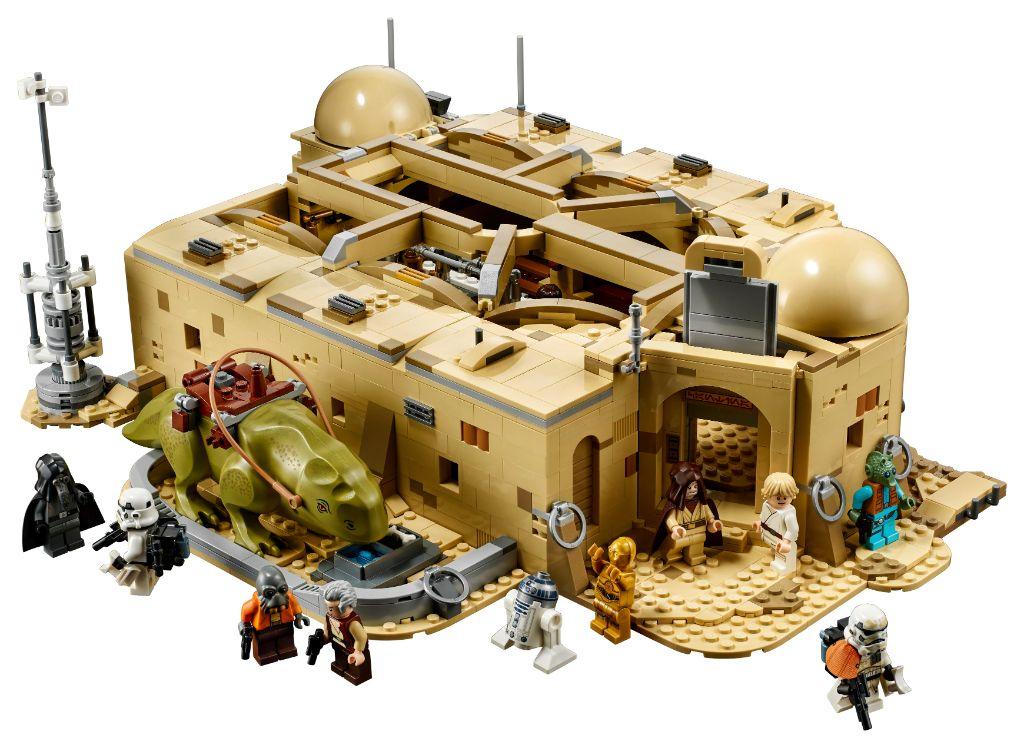 LEGO Star Wars 75290 Mos Eisley Cantina 12
