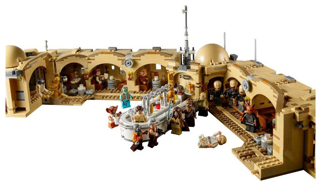 LEGO Star Wars 75290 Mos Eisley Cantina 2