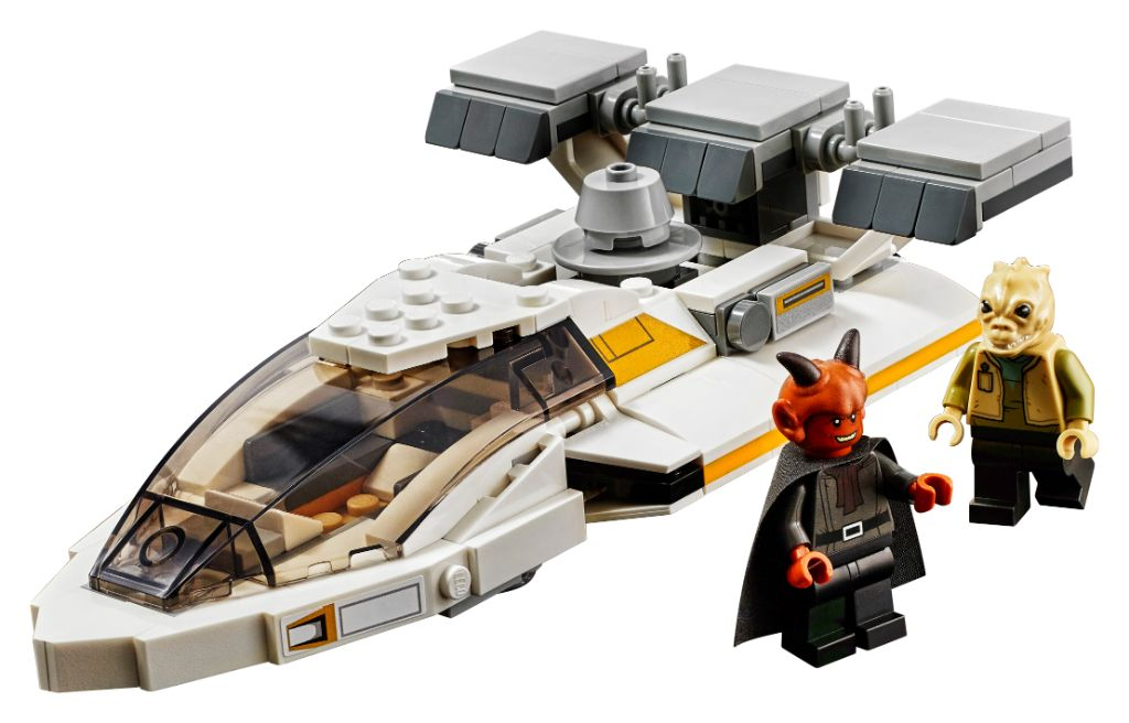 LEGO Star Wars 75290 Mos Eisley Cantina 5