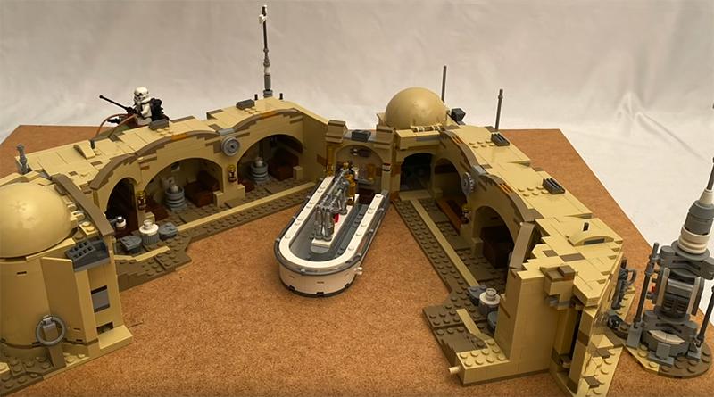 LEGO Star Wars 75290 Mos Eisley Cantina Btb Featured