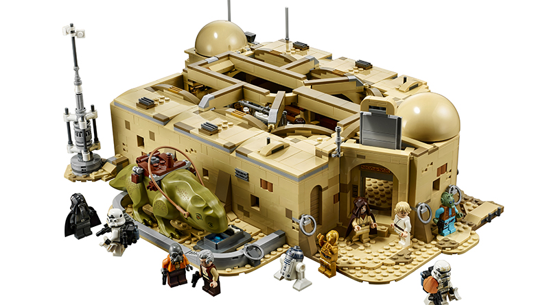 LEGO Star Wars 75290 Mos Eisley Cantina Featured 1