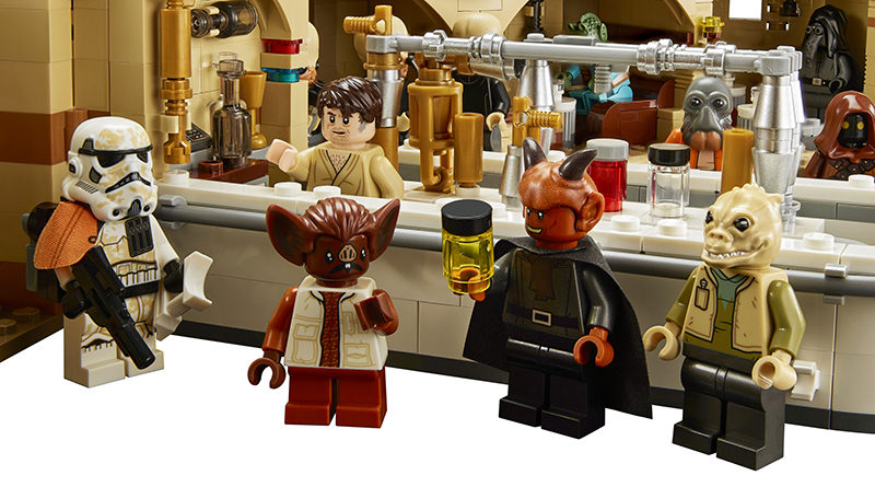 LEGO Star Wars 75290 Mos Eisley Cantina Featured 2 800x445