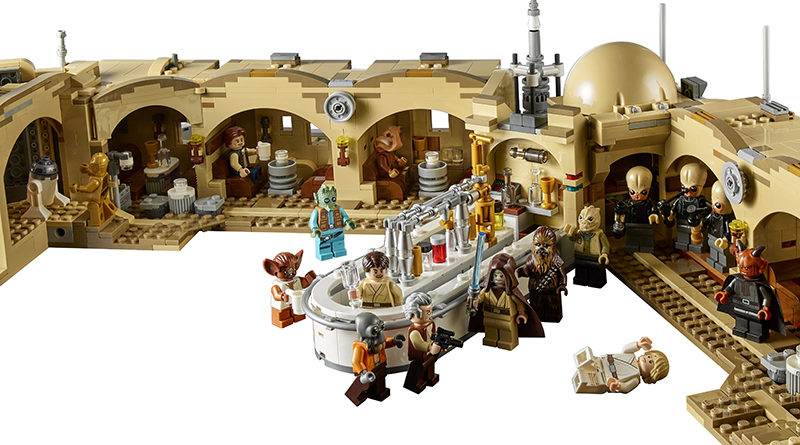 LEGO Star Wars 75290 Mos Eisley Cantina featured 4