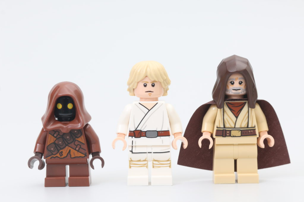 LEGO Star Wars 75290 Mos Eisley Cantina Review 13