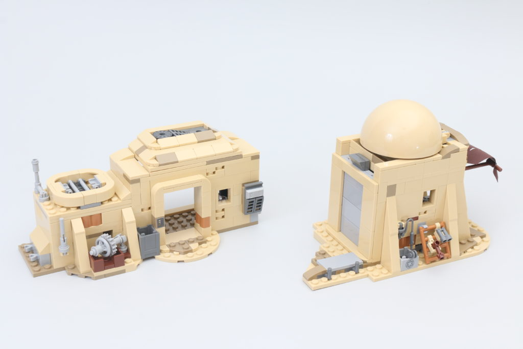 LEGO Star Wars 75290 Mos Eisley Cantina Review 16