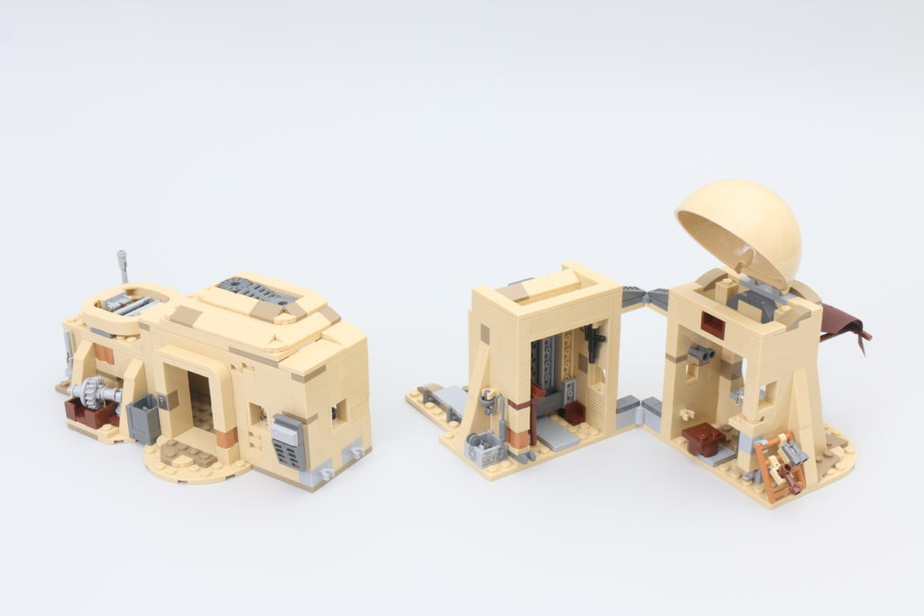 LEGO Star Wars 75290 Mos Eisley Cantina Review 18