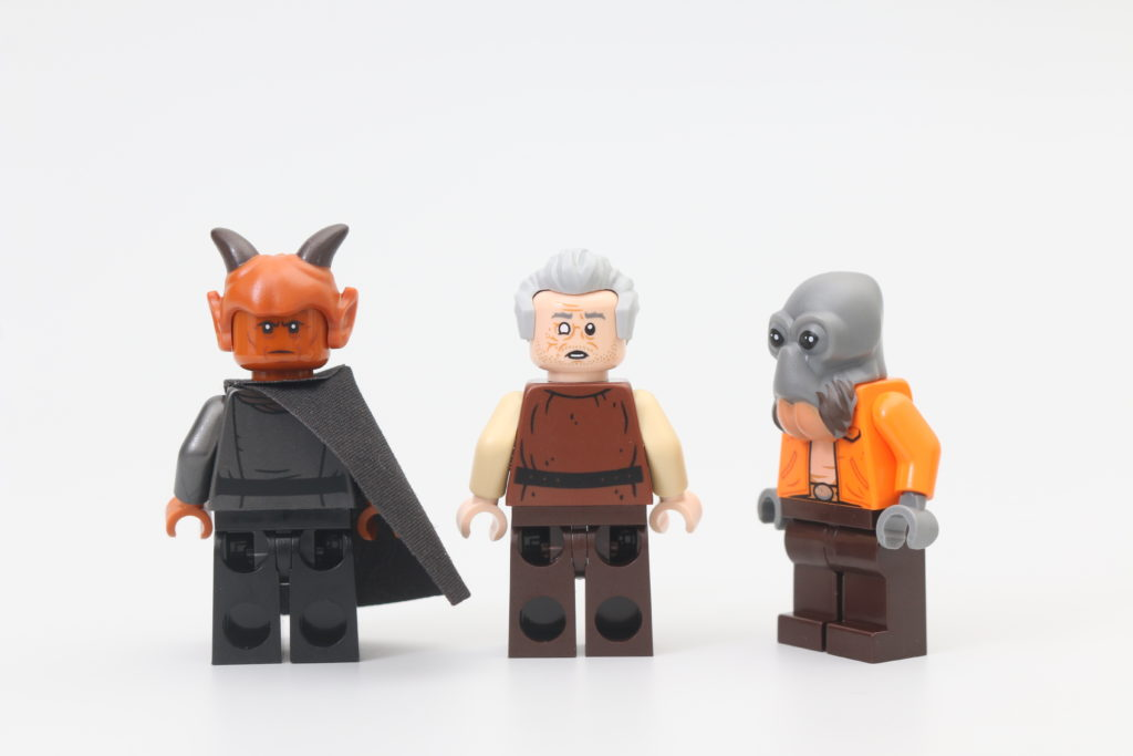 LEGO Star Wars 75290 Mos Eisley Cantina Review 2
