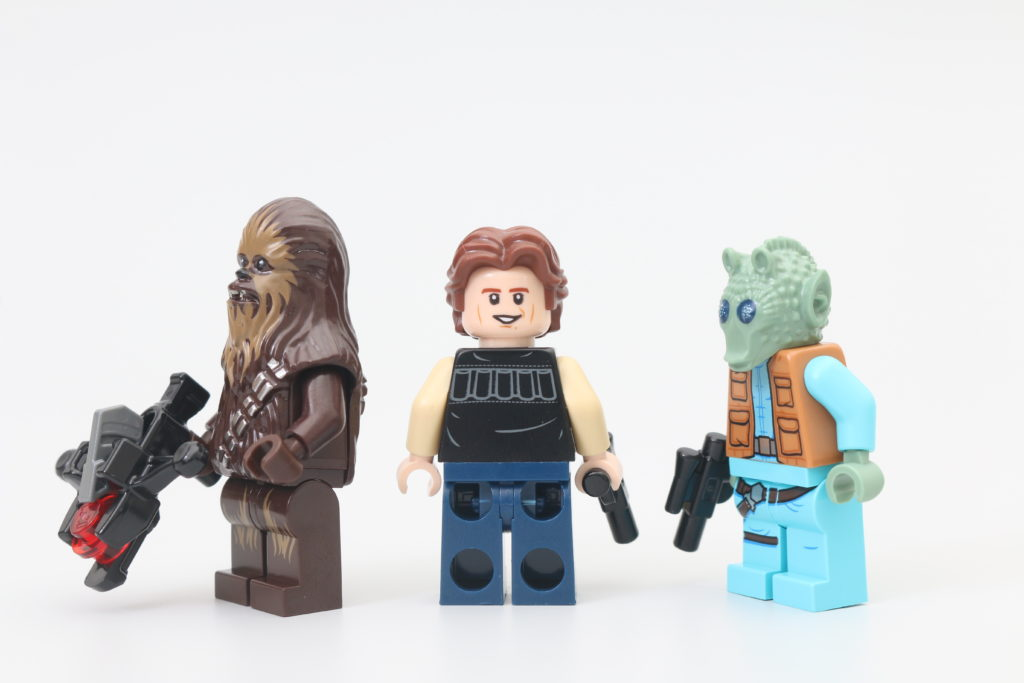 LEGO Star Wars 75290 Mos Eisley Cantina Review 4