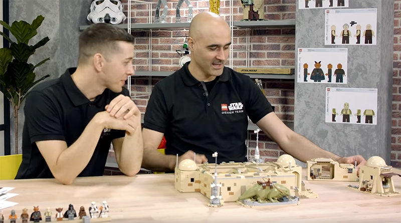 LEGO Star Wars 75290 Mos Eisley Cantina video featured