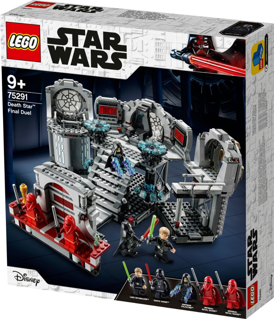 LEGO Star Wars 75291 Death Star Final Duel 15