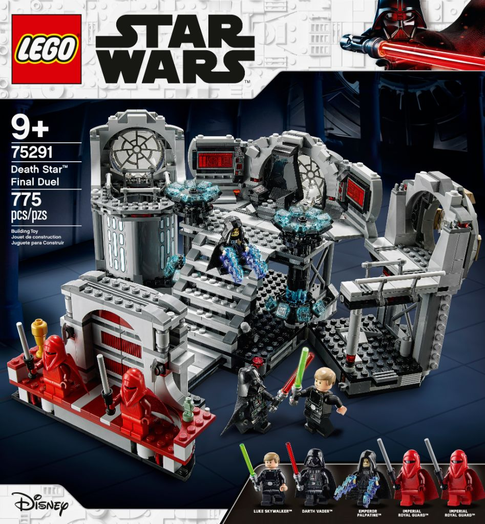 LEGO Star Wars 75291 Death Star Final Duel 18