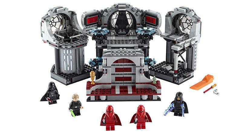 LEGO Star Wars 75291 Death Star Final Duel featured