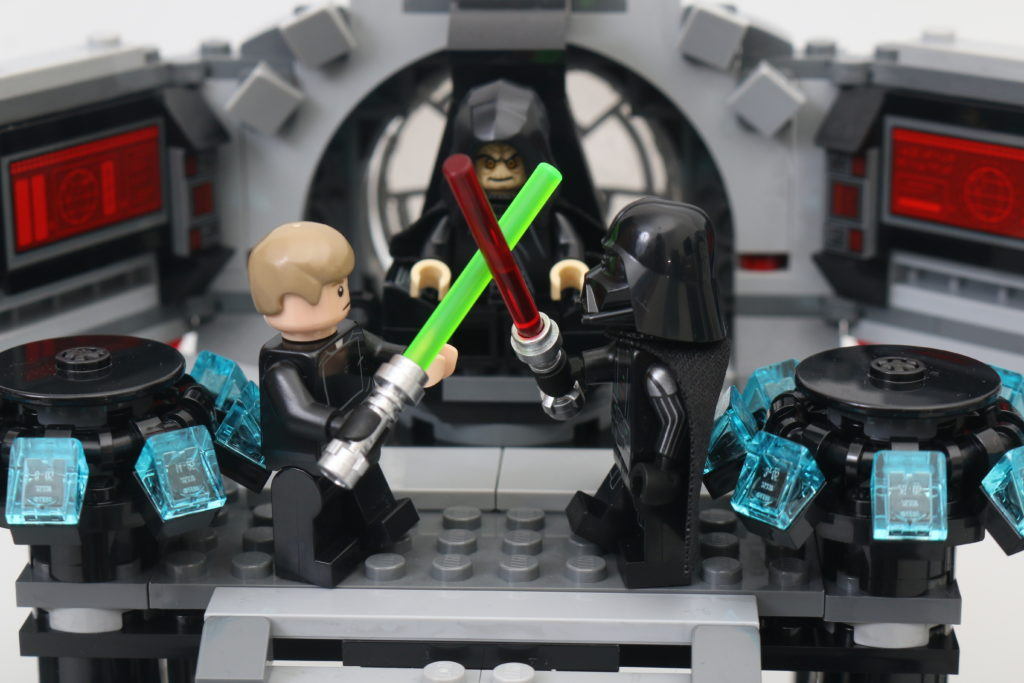 LEGO Star Wars 75291 Death Star Final Duel Review 10