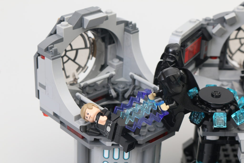 LEGO Star Wars 75291 Death Star Final Duel Review 11