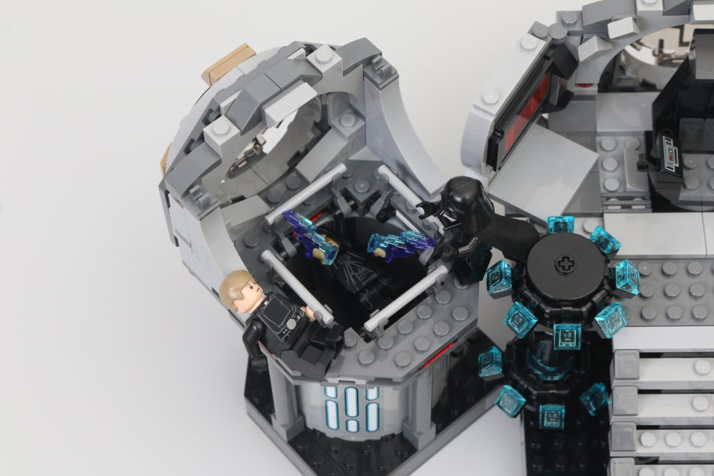 LEGO Star Wars 75291 Death Star Final Duel Review 12