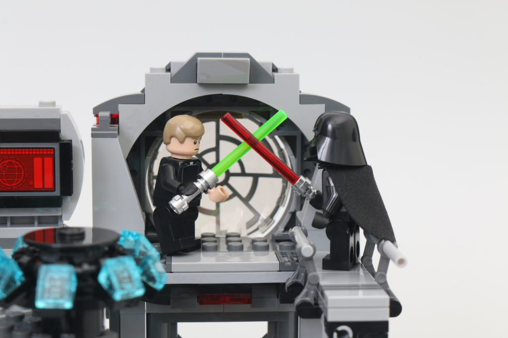 LEGO Star Wars 75291 Death Star Final Duel Review 14