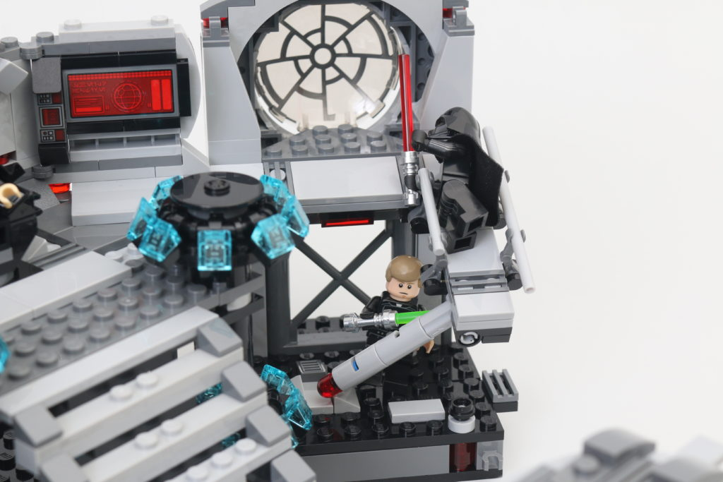 LEGO Star Wars 75291 Death Star Final Duel Review 16
