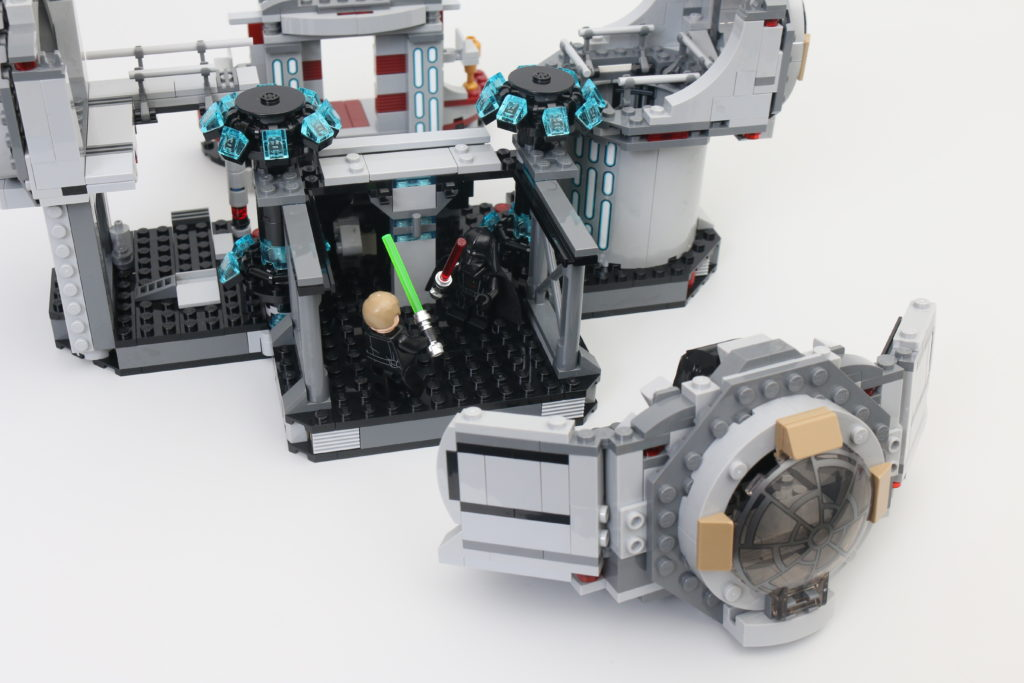 LEGO Star Wars 75291 Death Star Final Duel Review 19