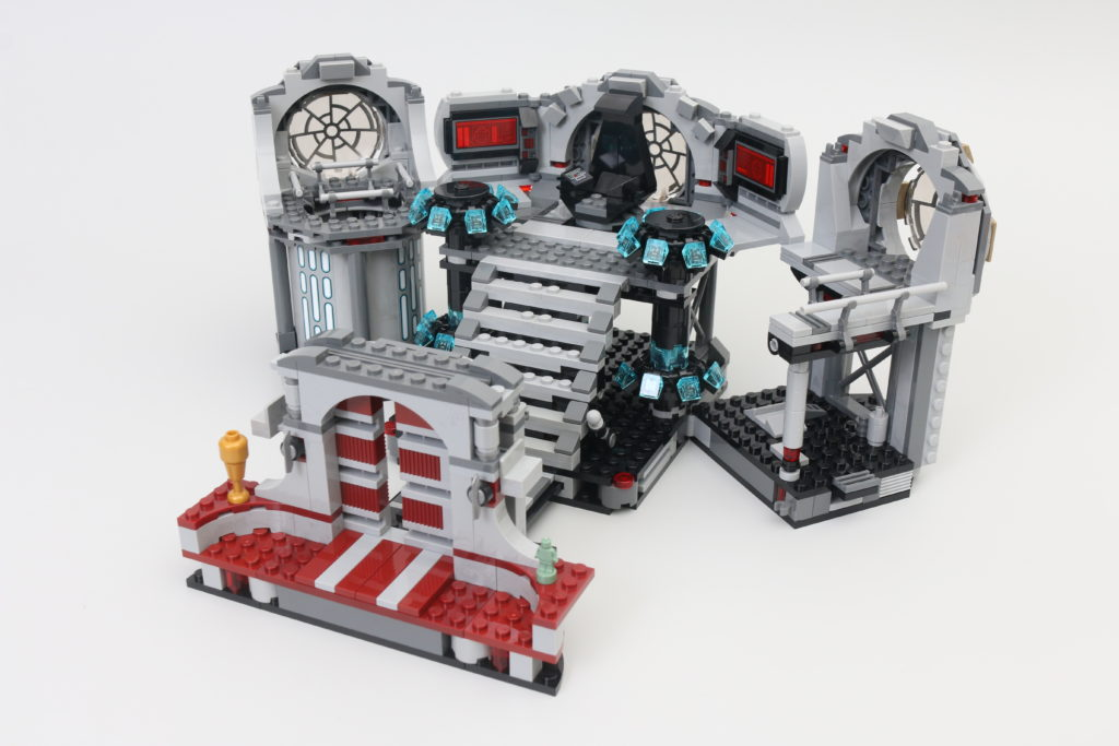 LEGO Star Wars 75291 Death Star Final Duel Review 20