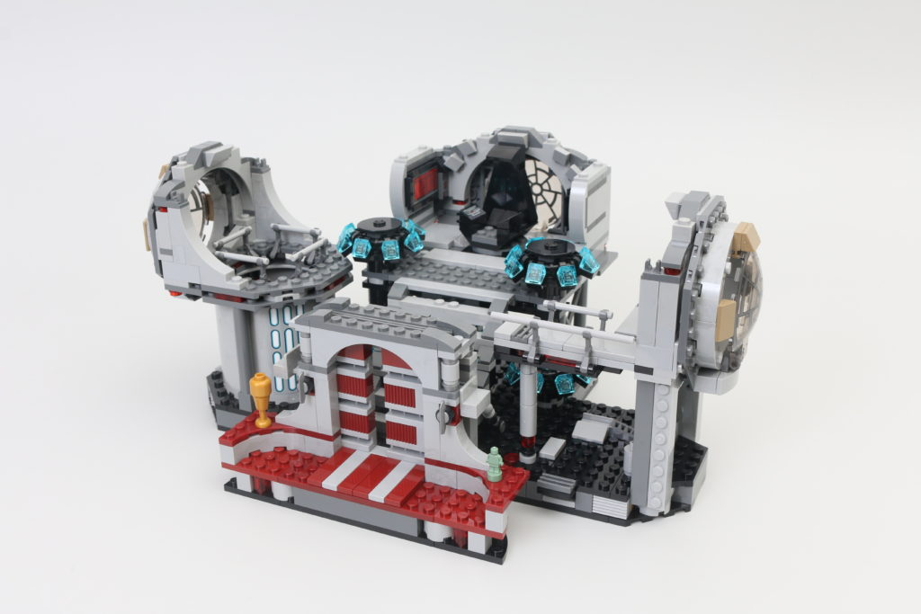 LEGO Star Wars 75291 Death Star Final Duel Review 21