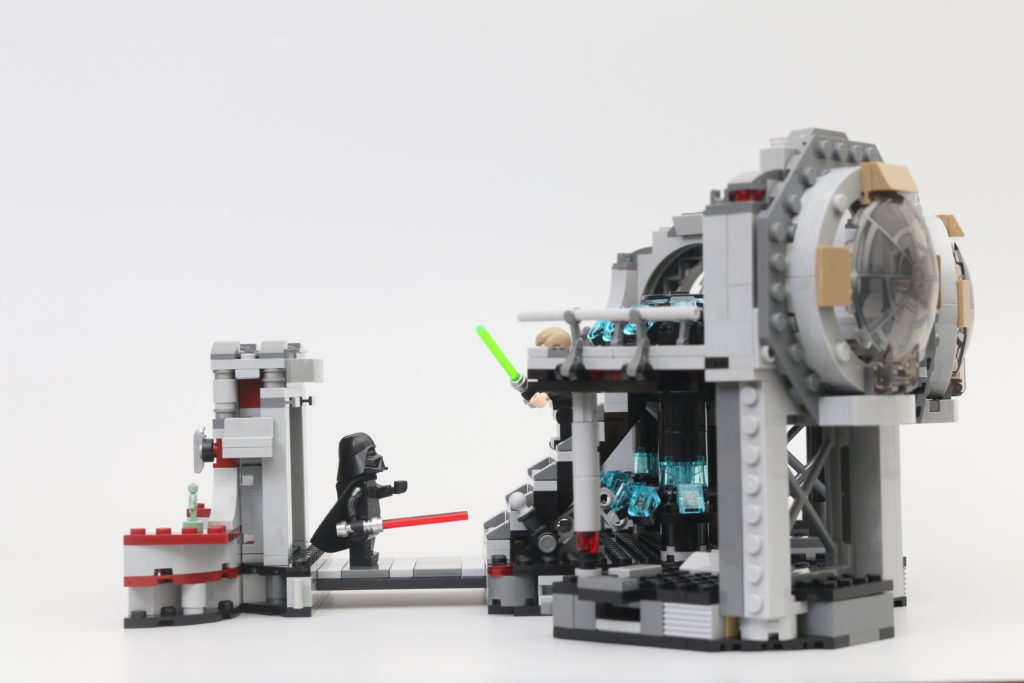 LEGO Star Wars 75291 Death Star Final Duel Review 25