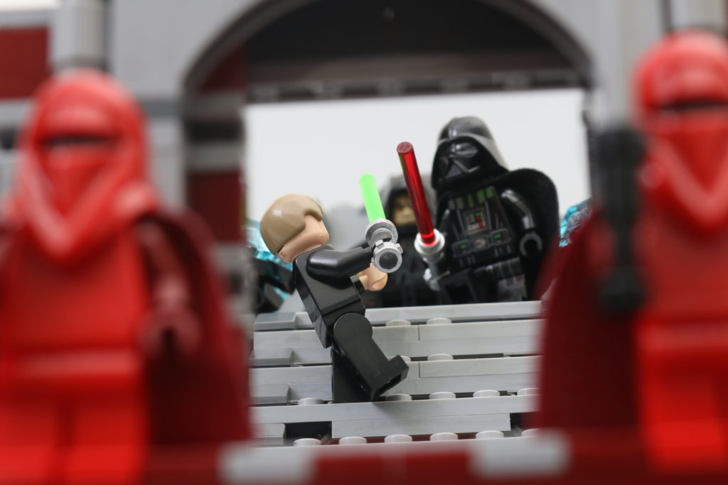 LEGO Star Wars 75291 Death Star Final Duel Review 9