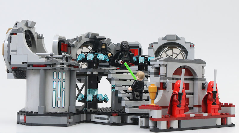 LEGO Star Wars 75291 Death Star Final Duel Review Title 800x445
