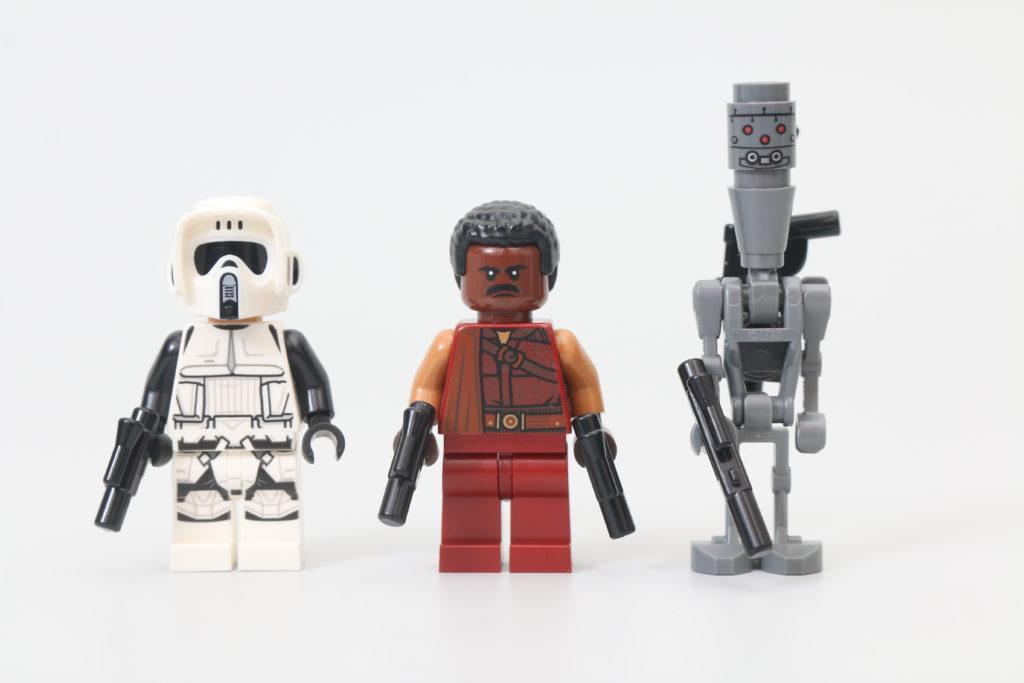 LEGO Star Wars 75292 The Mandalorian Bounty Hunter Transport The Razor Crest Review 1