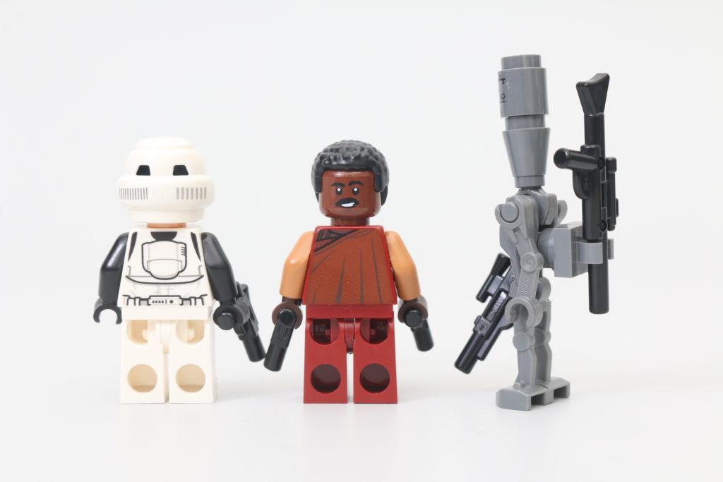 LEGO Star Wars 75292 The Mandalorian Bounty Hunter Transport The Razor Crest Review 2