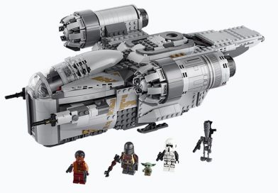 Five exciting new LEGO reveals from New York Toy Fair 2020