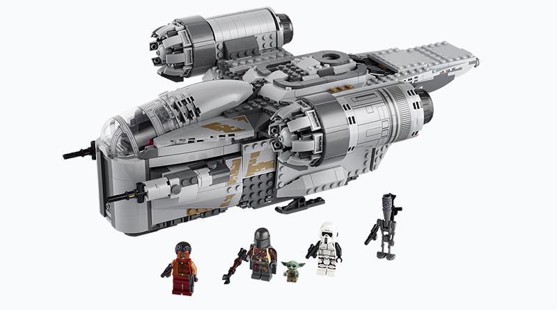 LEGO Star Wars 75292 The Razor Crest Featured 800 445