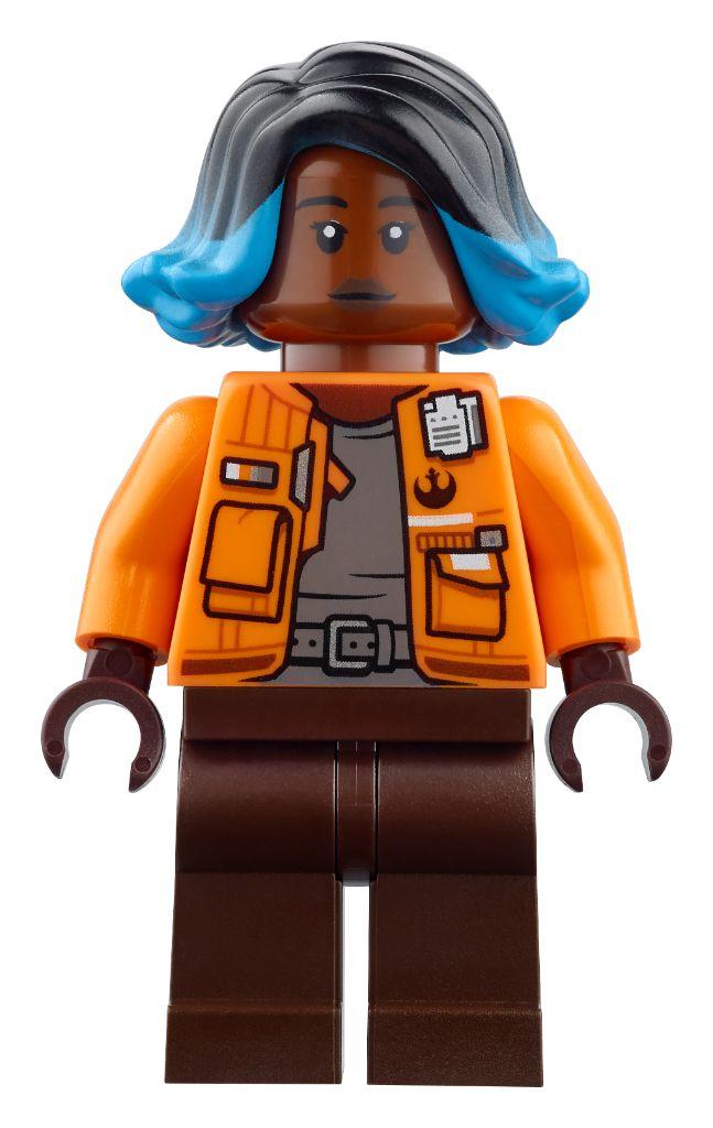 LEGO Star Wars 75293 Resistance I TS Transport 1